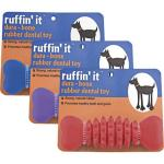 Ruffin' It Pet Products Dura-bone Rubber Dental Toy Large
