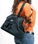 PetEgo Universal Sport Pet Bag Plus Black Label