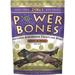 Zukes Powerbones Real Beef 5oz Pouch