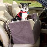 Luxury Lookout I Dog Car Seat - Medium/Chaparral