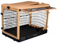 """Pet Gear 27"""" The Other Door Steel Crate"""