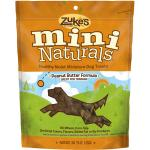 Zukes Mini Naturals Peanut Butter 6 Oz