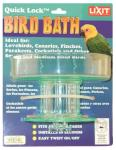 Quick Lock Bird Bath