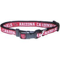Arizona Cardinals NFL Dog Collar - Medium