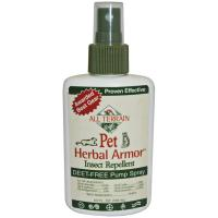 All Terrain Pet Herbal Armor Repellent - 4oz