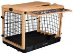"Pet Gear 42"" The Other Door Steel Crate"